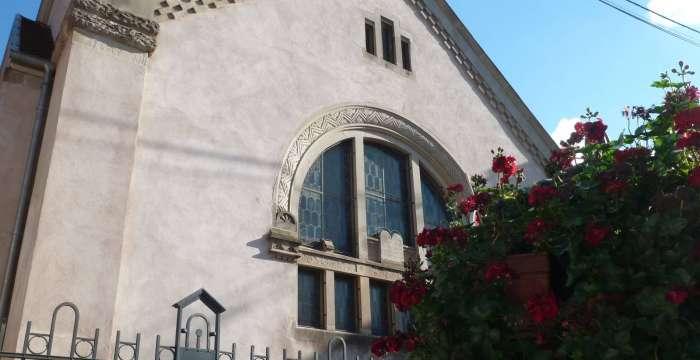 Synagogue de Schirmeck © OTVB