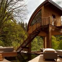 sauna extérieur - Jéröme Mondière